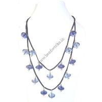 Acrylic Bead Necklace