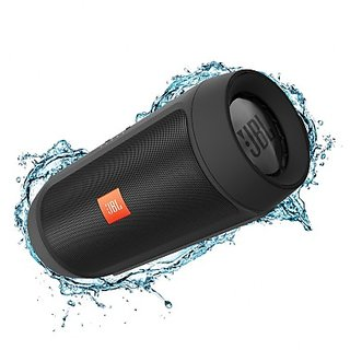 JBL Charge 2 + black with  year manufacturing warranty