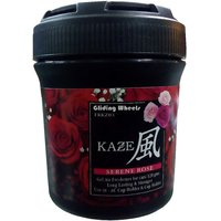 Gliding Wheels Kaze Glass Holder Rose Gel Car Perfume