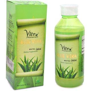 Aloe Vera Juice with fiber 1 ltr
