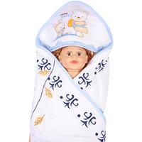 Zonko Style Baby Wrapper(ZBBLUE1022)