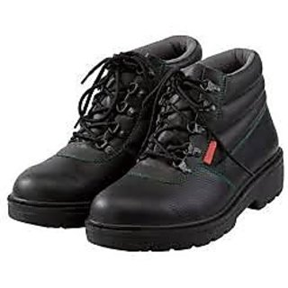 Safety Shoes with colour Black