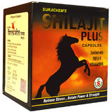 Surjichem Herbs SHILAJIT PLUS 60 Capsules available at ShopClues for Rs.320