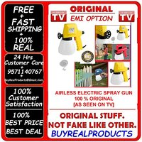 NEW 2014 100 % ORIGINAL PAINT SPRAY GUN | PAINT GUN | PAINT ZOOM [AS SEEN ON TV]