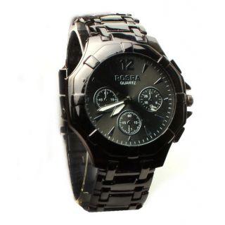 Rosra Stylish Mens Analog Watch (Greyish Black Colour)