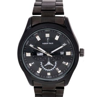 Oft-2009-Black-Black Analog Watch