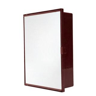 Zahab bathroom cabinet duster cherry buy zahab bathroom for Zahab bathroom cabinets