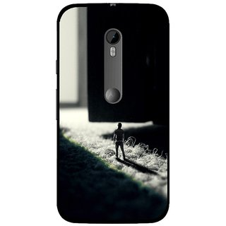 Snooky Designer Print Hard Back Case Cover For Motorola Moto G (3rd gen)