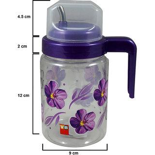 Oil Dispenser-Purple-Set of 1 Pcs