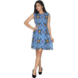 Western Dresses In Multi Colors and PrintsDressMultiGeorgette