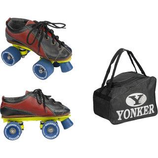Yonker SHOE SKATE GRIPPER (RED) NO. 11