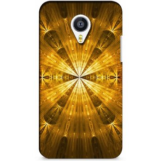 Snooky Digital Print Hard Back Case Cover For Meizu MX4