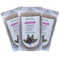NutriLeon Jamun Powder For Diabetes Add (Pack Of 3)