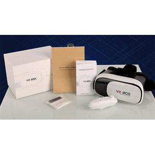 Advent Basics 2nd Generation Hot Selling VR Headset Virtual Reality 3D Glasses Google Cardboard VR Box Adjustable 4.76