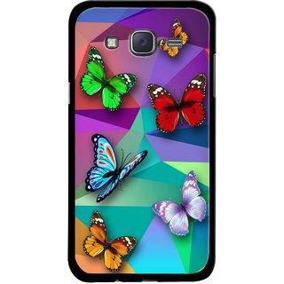 Snooky Designer Print Hard Back Case Cover For Samsung Galaxy J5