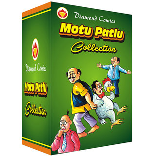 Motu Patlu Collection Box