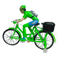 Street Bicycle Battery Operated Musical Cycle Toy For Kids