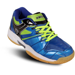 Kwickk Badminton Shoes Exceed Blue 11