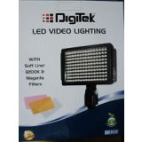 Ultra High Power 150 Led Camera Camcorder Video Light Digitek