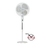 Havells Swing Pedestal Fan 400 Mm With Timer
