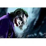 Joker From The Dark Night Movie Poster - Option 1