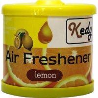 Kedy Lemon Diffuser Air Freshener Car Perfume Set Of 1