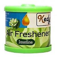 Kedy Jasmine Diffuser Air Freshener Car Perfume Set Of 1