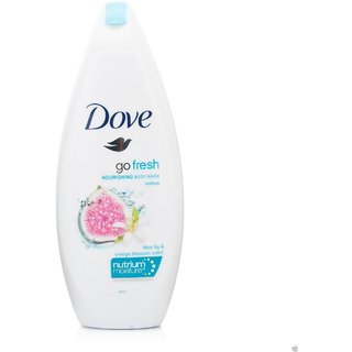 Dove Go Fresh Restore Body Wash with Blue Fig  Orange Blossom
