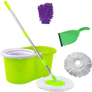 Vantage Mega Spin Magic Mop Set