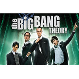 The Big Bang Theory Poster - Option 10