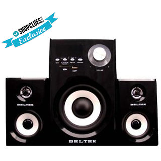 BELTEK BTK2003 2.1 Channel Multimedia Speaker System