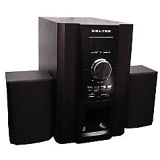 BELTEK BTK2001 2.1 Channel Multimedia Speaker System