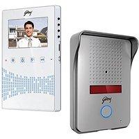 Godrej 4.3-Inch Seethru Video Door Phone Kit