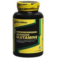 MuscleBlaze Micronized Glutamine, 100gm