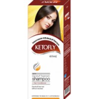 ketofly Anti-Dandruff shampoo(set of 4 pcs.)