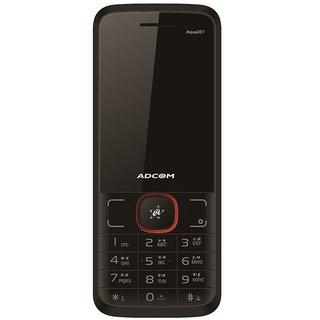 ADCOM 201 dual sim mobile phone