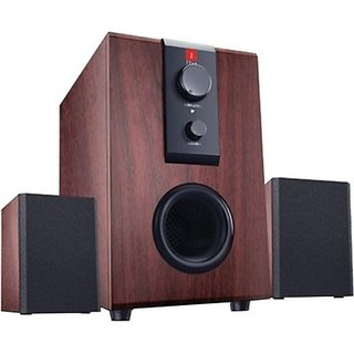 iBall Raaga Q9 2.1 Multimedia Home Audio Speaker System