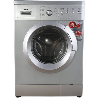 Ifb Eva Aqua Sx Fully-Automatic Front-Loading Washing Machine (6 Kg  Silver)