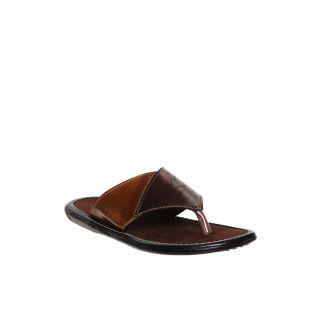 Bruno Manetti MenS Brown Casual Sandals