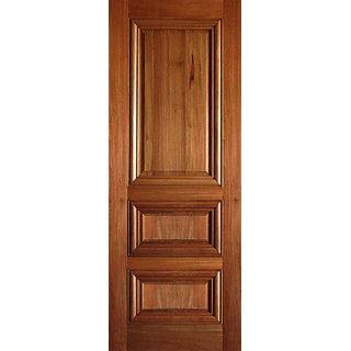 Sagwan Door Security Bar for 30 Inch Wide Inswing Doors