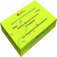 Combo Pack Of Math And Biology For XI And XII Standard CBSE, IITJEE Mains And Advance, AIPMT, AIIMS Level On Windows