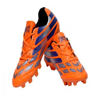 Messi Orange Firefly Football Studs