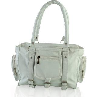 Clementine White Handbag sskclem23