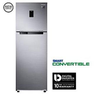 samsung rt34k3753sp top mount freezer with digital inverter 321 l refrigerator buy samsung. Black Bedroom Furniture Sets. Home Design Ideas