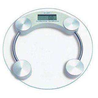 Digital Weighing Scale Personal Bathtoom weight Machine Glass Made Health Gift available at ShopClues for Rs.747