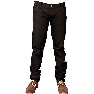 Coaster Men's Black Denim