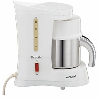 Preethi Cafe Zest White Coffee Maker available at ShopClues for Rs.1799