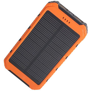 Gizmobitz 12000mAh Solar Power Bank Image