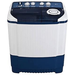 LG P8072R3FADB 7KG Semi Automatic Top Load Washing Machine