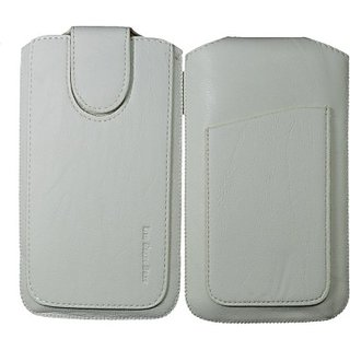 Totta Pouch for Oppo Joy Plus. (White)